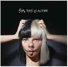 Sia - This Is Acting (CD, 2016) • NEW * Alive, Cheap Thrills