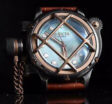 Invicta Mens Russian Diver Nautilus Swiss Made ETA 2824 Auto 25 Jewels Watch