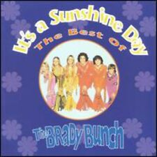 Best Of-It's A Sunshine Day - Brady Bunch (1993, CD NIEUW)