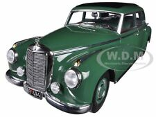 1955 MERCEDES 300 GREEN 1/18 DIECAST CAR MODEL BY NOREV 183516