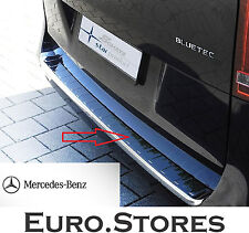 Schatz Stainless Steel Bumper Protection For Mercedes V-Class W447 Genuine New