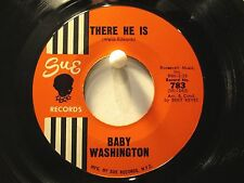 Baby Washington Pair of Sue Singles  767 & 783  Handful of Memories  There He Is