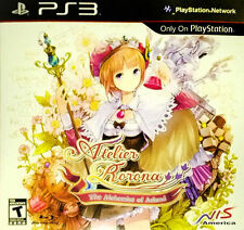Atelier Rorona: The Alchemist of Arland Premium Edition (Sony PlayStation 3