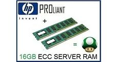 16gb (2x8gb) del server di memoria ECC RAM Di Aggiornamento Per HP Proliant ml350 g6 Server