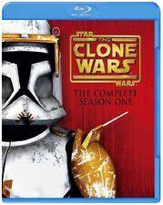 ANIME-STAR WARS: THE CLONE WARS FIRST SEASON COMPLETE SET-JAPAN 3 Blu-ray L45