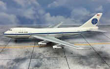 Big Bird 400 Pan Am B747-121 N747PA Jet Clipper America 1/400 Scale