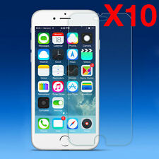 "Wholesale 10 X Tempered Glass Screen Protectors for Apple iPhone 6 (4.7"")"
