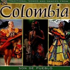 Traditional Songs and Dances from Columbia by Son De Pueblo (CD, Mar-2013, ARC)