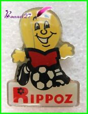Pin's Sport Football Fromage Cheese RIPPOZ ballon  #G5