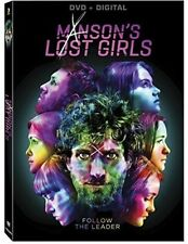Manson's Lost Girls (2016, REGION 1 DVD New)