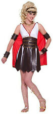 Sexy Roman Warrior Gladiator Gladiatrix Adult Costume XS/S 2-6 Cheap Closeout