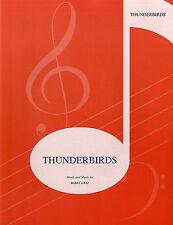 Thunderbirds Theme (piano); Gray, Barry, Piano/Vocal/Guitar Singles - IMP7746A