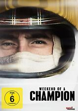Weekend Of A Champion [DVD] NEU Jackie Stewart, Roland Polanski Formel 1 DEUTSCH