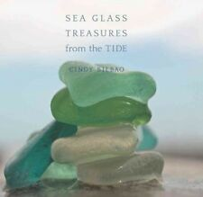 SEA GLASS TREASURES FROM THE TIDE - NEW HARDCOVER BOOK