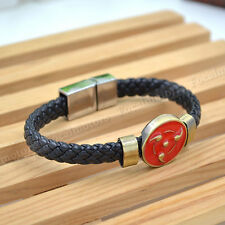 Anime Naruto Bracelet Sharingan Charm Anime Cosplay Bangle Free Shipping New 1PC