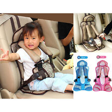 HQ Baby/Kids/Children Car Carrier Safety Seat Cover Thick Cushion Mesh Harness