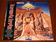 IRON MAIDEN POWERSLAVE LP PICTURE DISC HEAVY VINYL EU LIMITED EDITION New