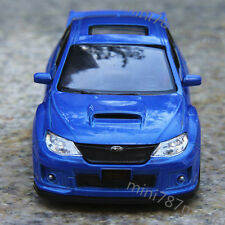 Subaru Auto Alloy Diecast 1:36 Car Model Toy Car  Kids Gift Pull Back Blue Color
