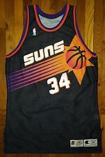 1995-96 Phoenix Suns Charles Barkley Game Issued Used Worn Pro Cut Jersey 50 + 3