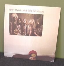 "Kevin Devine ""Circle Gets the Square"" LP Sealed Brand New Manchester Orchestra"