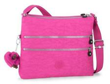 Genuine Kipling ALVAR large shoulder bag PINK ORCHID (BNWT) rrp£65