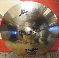 """Sabian XS20 Brilliant Finish 18"""" Medium Thin Crash, New"""