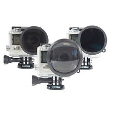 Polar Pro GoPro Hero 4 3+ Filter Set ND, Polariser & Macro Filters P1015