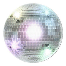 70's DISCO FEVER Discotech Ball Dance Cardboard Cutout Birthday Party Decoration