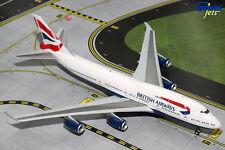 GEMINI JETS BRITISH AIRWAYS BOEING B747-400 1:200 DIE-CAST MODEL G-BYGE G2BAW634