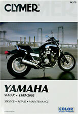 CLYMER Repair Manual for Yamaha Vmax V-Max 1985-2003