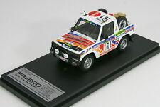 hpi 1/43 #8877 Mitsubishi PAJERO #161 1983 Paris-Dakar no minichamps spark