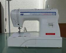 Nähmaschine FIF NM 900 in Original Karton mit Beschreibung