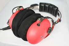 Aviation Pilot Headset Cotton Ear Cover for SkyLite,David Clark,ASA etc Headsets
