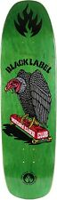 Black label vautour curb club skateboard deck 8.75 pouces-free grip-cruiser