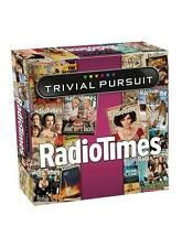 OFFICIAL RADIO TIMES TRIVIAL PURSUIT BOARD GAME BRAND NEW