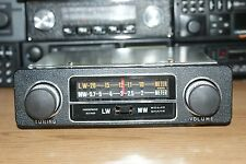NEW Highway King WI-72M Vintage 70s Car Radio BOXED NOS Warranty Ford MG Triumph