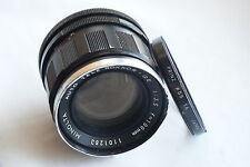 Minolta Auto Tele Rokkor-QE 100mm f3.5 PORTRAIT LENS  JAPAN GOOD