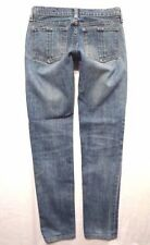 Rag and Bone size 25 Skinny ankle crop Light wash Low rise waist Womens jeans