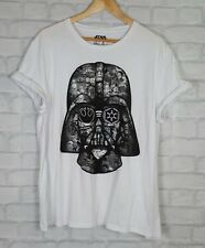 MENS STAR WARS DARTH VADER TSHIRT TOP URBAN RENWAL GRUNGE UK L