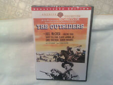 The Outriders (DVD, 2011) BRAND NEW! EXCELLENT CONDITION!