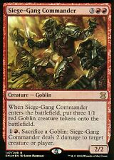Siege-Gang Commander FOIL | NM | Eternal Masters | Magic MTG