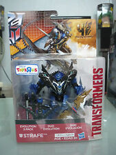 Transformers 4 Age Of Extinction Strafe Toys R Us Exclusive Evolution 2-pack