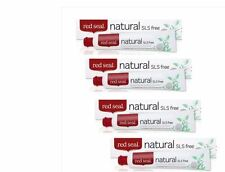 Red Seal Toothpaste KIDS SLS Free 75g x 4 pack