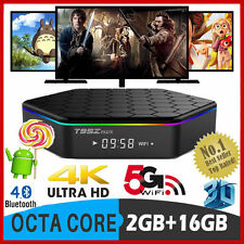 T95Z Plus S912 Android 6.0 2+16GB Tv Box Octa Core Kodi XBMC WIFI 4K libre Deportes