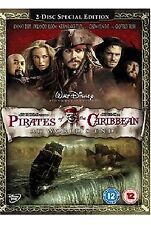 Pirates of the Caribbean - At World's End 2 Disc Special Edition UK R2 NEW DVD
