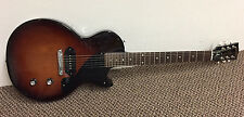 2012 Gibson Les Paul Junior P-90 Gloss Vintage Sunburst Finish