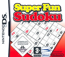 Super Fun sudoku Nintendo DS it import Atari