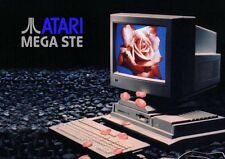 Atari 520STE 1040STE Mega STE TOS 2.06 two chip firmware upgrade