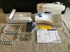 Singer CE-150 Futura Computerized Sewing Embroidery Machine