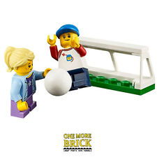 LEGO city but de foot avec boy & girl figurine-de City Park 60134 nouveau